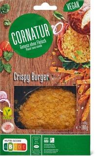 Cornatur Crispy Burger Chicken Style