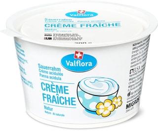 Valflora Crème Fraîche Nature