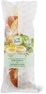 Sandwich Eier-Tartar