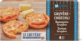 M-Classic tortine al Formaggio Gruyère