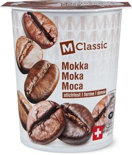 M-Classic Yogourt Moka ferme