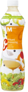 M-Classic pikant Dressing sans huile