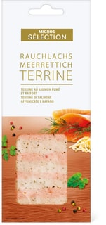 Sélection Rauchlachs Terrine