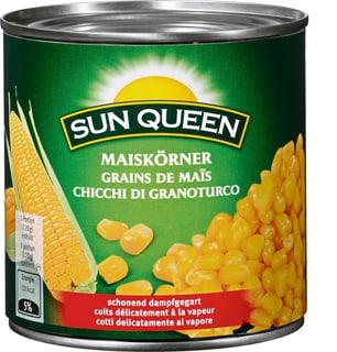 Sun Queen Maiskörner