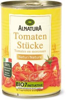 Alnatura Tomatenstücke in der Dose