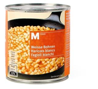 M-Classic Weisse Bohnen