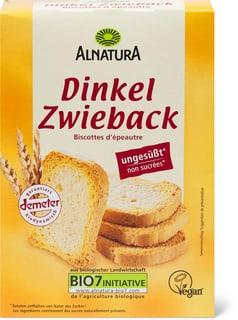 Alnatura Dinkel-Zwieback