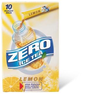 Zero Ice Tea Lemon