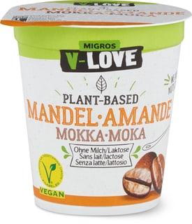 V-Love Vegurt Mandel Mokka