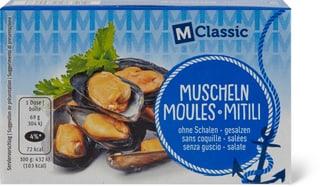 M-Classic Muscheln