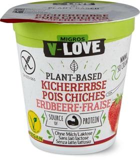 V-Love Vegurt Kichererbse Erdbeere