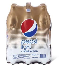Pepsi Light Caffeine free