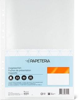 Papeteria Zeigetaschen A4 50Stk