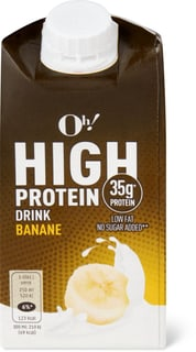 Oh! High Protein Banane Drink