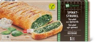 M-Classic Spinat Strudel