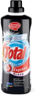 Total Waschmittel Express Black