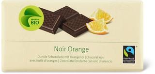 Bio Max Havelaar Noir Orange