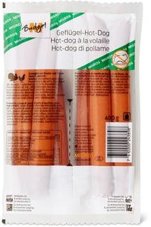 M-Budget Geflügel Hot Dog 8 Stück