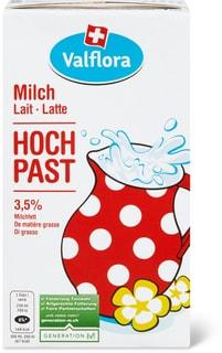 Valflora Milch Hoch Past IP-Suisse