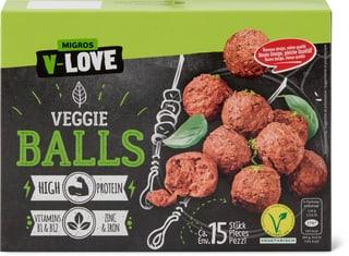 V-Love Veggie Balls