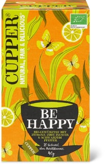 Bio Cupper Be Happy