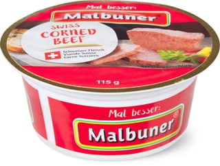 Swiss Corned Beef