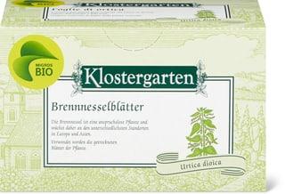 Bio Klostergarten Brennnesselblätter