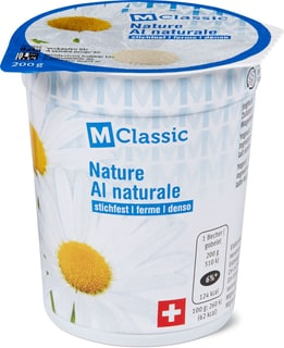 M-Classic Joghurt Nature