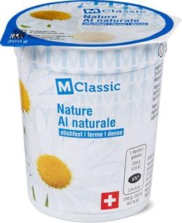 M-Classic Yogourt Nature