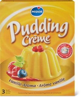 Pudding Crème Vanille