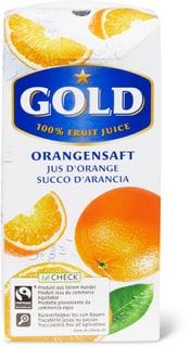 Gold Max Havelaar Orangensaft