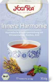 Bio Yogi Tea Armonia interiore