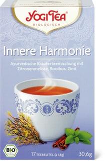 Bio Yogi Tea Harmonie intérieure