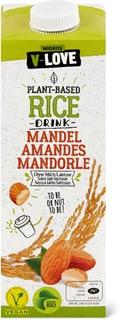 Bio V-Love Reis Mandeln Drink