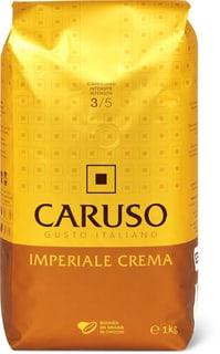 Caruso Imperiale Crema Bohnen 1kg
