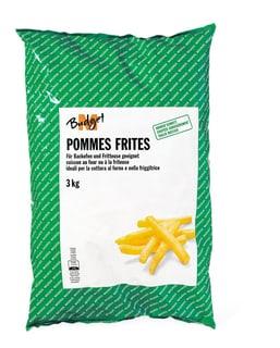 M-Budget Pommes Frites