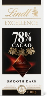Lindt Excellence 78% Cacao