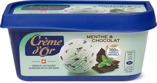 Crème d'or Menthe & Chocolat