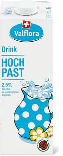 Valflora Drink haute past IP-Suisse