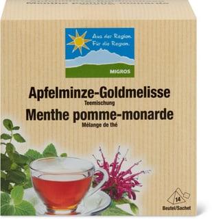 Aus der Region Apfel Minze/Goldmelisse