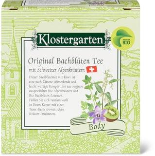 Bio Kloster Bachblüten Tee Body