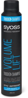 Syoss Volume Lift shampooing sec