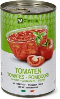 M-Classic Gehackte Tomaten