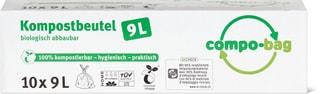 Compobag Kompostbeutel 9L