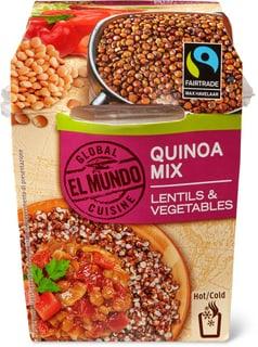 El Mundo Max Hav Quinoa Mix Lentils