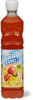 Sirup Zero Pfirsich-Mango