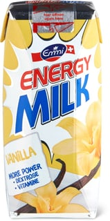 Energy Drink Vanille
