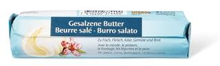 Gesalzene Butter