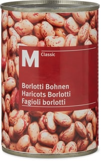 M-Classic Haricots borlotti