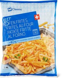 M-Classic Léger Ofen Frites